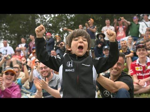 Top Five Moments   2018 Spanish Grand Prix
