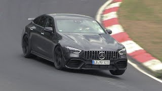 Mercedes-AMG GT 63 S 4MATIC+ Edition 1 - BRUTAL EXHAUST SOUNDS!!