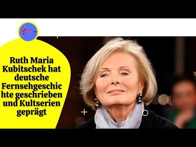 Wymowa wideo od Ruth Maria Kubitschek na Niemiecki
