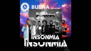 Burna ft. Jae Cash x T Sean x Teezy x Jemax - Insomnia (Prod. By Burna) Official Audio