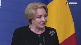 Dăncilă, despre cazul Vâlcov: Dacă va fi o decizie definitivă, vă asigur că atitudinea mea va fi total schimbată