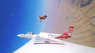GoPro Awards: Skydiver Ejects From Glider...