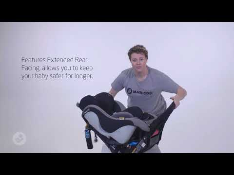 Maxi-Cosi Moda Car Seat Video - Features