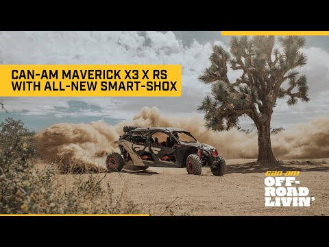 2022 Can-Am Maverick X3 X RS Turbo RR with Smart-Shox in Bowling Green, Kentucky - Video 1