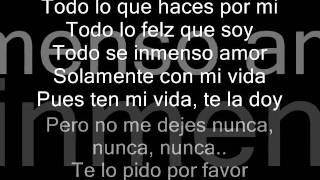 Jaguares-Te Lo Pido Porfavor-Letra