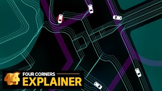 Why Uber wants you to know it's more than just a rideshare company | Four Corners