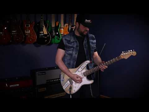 Doug Rappaport - How To Get A Texas Blues Tone