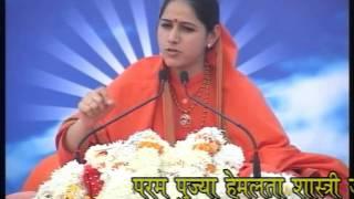 Pravachan by Paran shradhey Hemlata Shastri ji 09627225222