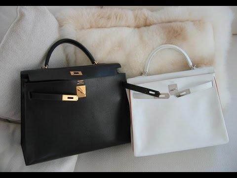 Ремонт замочка на сумке Hermes (Kelly Bag)
