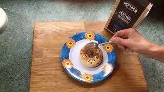 Chocolate Crumpets, make a simple breakfast special