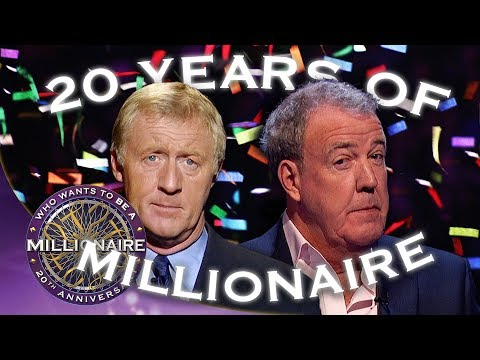 Celebrating 20 Years Of Millionaire | Who Wants To Be A Millionaire?
