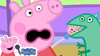 Peppa Pig Finger Family | Peppa Pig Songs | Peppa Pig Nursery Rhymes & Kids Songs