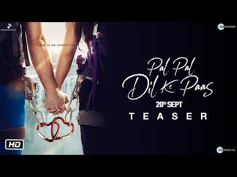 Pal Pal Dil Ke Paas - Movie Trailer Image