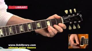 Man Of The World Fleetwood Mac Guitar Lesson | Tuition With Michael Casswell  Licklibrary