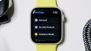 Unbelievably Useful Apple Watch Settings (watchOS 6)