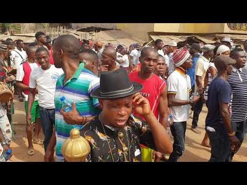 Izari Afa Agwuena Age Grade of Abiriba 2018 part 4