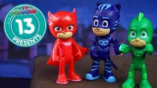 PJ Masks Creation 13 - Where's Gekko?