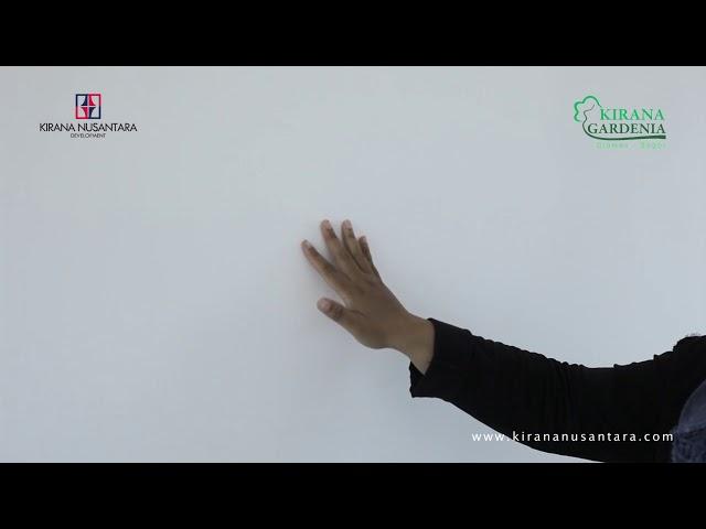 Dok. Oktober 2018 -  Spesifikasi bangunan Kirana Gardenia - Ciomas