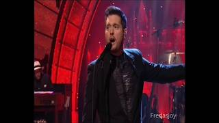 MICHAEL BUBLE (LIVE) ~ I ONLY HAVE EYES FOR YOUJOOLS HOOTENANNY 201819