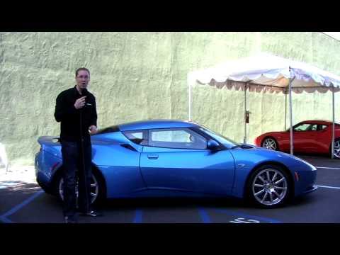 2010 Lotus Evora AutoGuide Video Review
