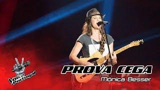 "Mónica Besser – ""I Was Born To Love You"" | Prova Cega | The Voice Portugal"