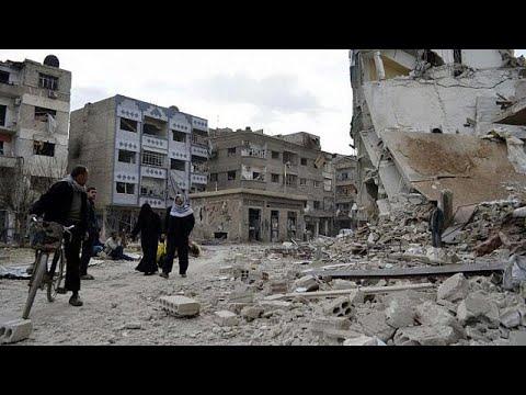 Συρία: Συνεχίζεται η αιματοχυσία στο Αφρίν παρά τις εκκλήσεις για εκεχειρία…