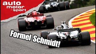 Vettel gewinnt Ardennen-Kracher - Formel Schmidt zum GP Belgien | auto motor & sport