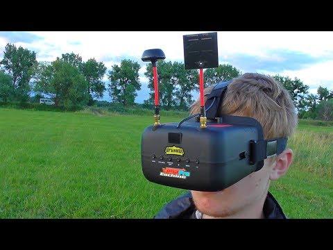 Eachine VR D2 Pro + Diversity + DVR + отличная цена