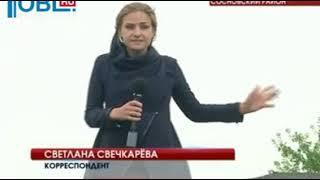 Лес под Челябинском заасфальтировали на миллионы рублей