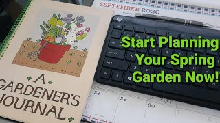 Planting Flower Bulbs & Start Planning Now For Next Spring!
