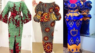 African Fashion: Ankara Styles Inspiration || Aso Ebi Styles || 2020 Ankara Styles