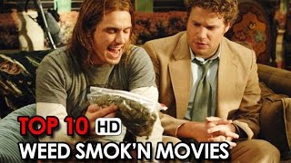 Top 10 Stoner Movies (2015) HD