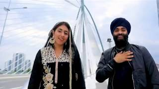 Singhaan Di Shaan | Official Music Video | Krishy B Feat Jaspreet Kaur |