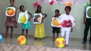 Fruit Of The Spirit Song - Emmanuel Brethren Sunday School