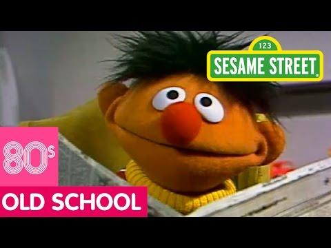 Sesame Street: Bert Almost Shops for Dinner