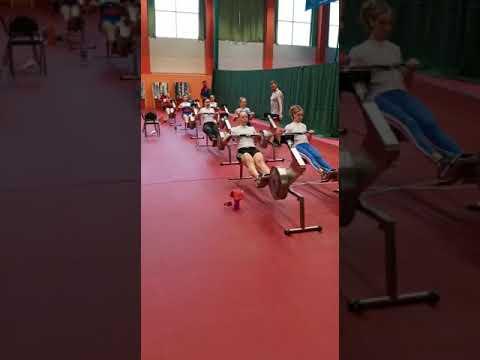 Тренировка национальная женской команды России