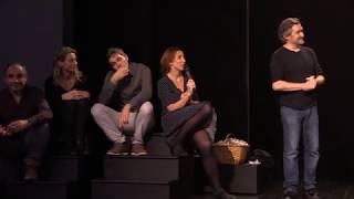 """RENCONTRE AVEC LA TROUPE DE """"LA VIE EST BELLE"""" EN VIDÉO"""
