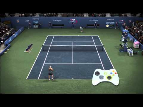 Grand Slam Tennis 2 - vývojáři mluví o ovládání