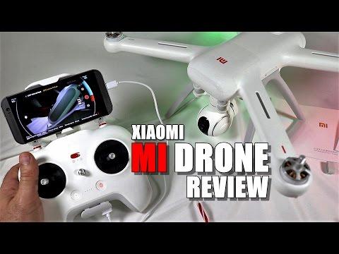 XIAOMI MI Drone Review – Part 1 – [Unbox, Inspection & Setup]