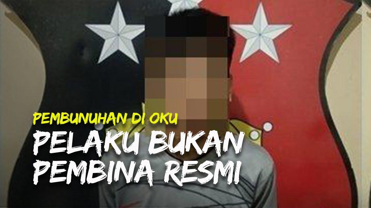 Pelaku Pembunuhan dan Pemerkosaan Siswi SMP di OKU Bukan Pembina Pramuka Resmi