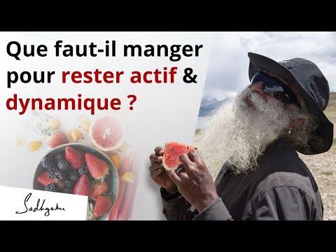 Le meilleur régime alimentaire pour rester actif et énergique | Sadhguru Français Le meilleur régime alimentaire pour rester actif et énergique | Sadhguru Français