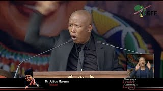 CIC Julius Malema Full Speech, Winnie Mandela Funeral