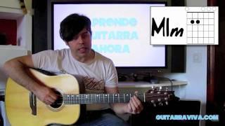 APRENDE GUITARRA LECCION 2 - NIVEL BASICO - ESCUELA DE GUITARRA GRATIS curso  guitarra principiantes