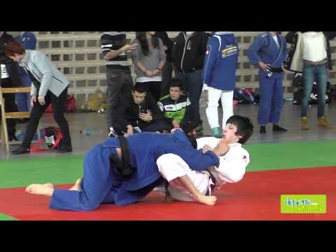 Judo Fase Sector Norte 2015 Cámara Lenta 24
