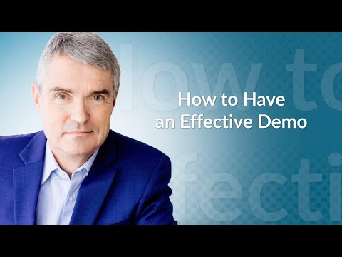 How to Have an Effective Demo Call