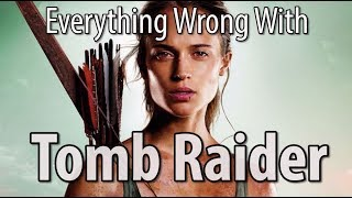Everything Wrong With Tomb Raider (2018) - Video Youtube