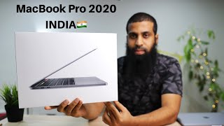 MacBook Pro 2020 India 🇮🇳 unboxing, setup, buying guide, discount
