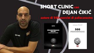 <p>Dejan Cikic - Esercizi per i fondamentali nella pallacanestro - Preview</p>