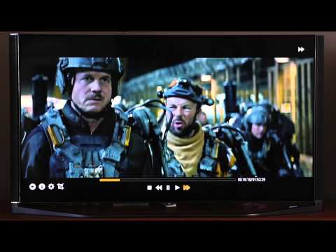 PLAYz Media on LG 65UB980T 4K TV