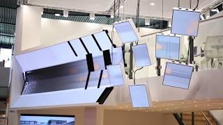 Videokurzdokumentation boten auf der Messe AMB